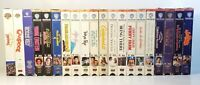 80s- 90s Comedy Lot of 20 VHS Tapes, All Warner Bros Films, GDC, Few Screeners