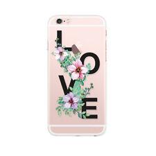 COQUE IPHONE 6 / 6S RIGIDE TRANSPARENTE LOVE