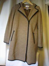 manteau paul et joe beige/taupe taille 36
