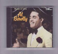(CD) AL BOWLLY - Proud Of You / Living Era / NEW