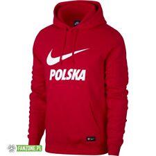 Polska bluza z kapturem 2018-19 NIKE rozmiar XL