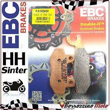 PASTIGLIE FRENO POSTERIORE SINTER EBC FA165HH TRIUMPH TIGER ABS 1050 2007 - 2008