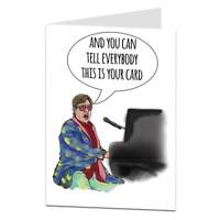 Funny Birthday Card For Men & Women Perfect For Mum Dad 50th 60th 70th