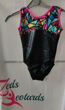 Girls gymnastics leotard size 26 By Zeds Leotards