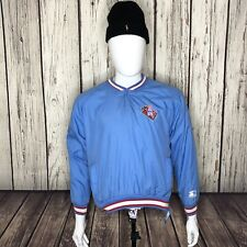 NFL Tennessee oilers 1997 pro line starter jacket Youth Large