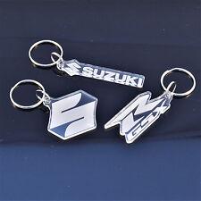Suzuki Car Bike & GSXR Badge Keyring - Handmade Laser Cut Gift