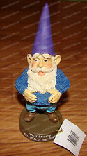 New World Gnome (Westland, 17642) You Gnome, you make me Happy Bobble