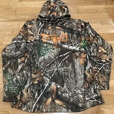 NEW Under Armour Tech Terry Hydro Hoodie Men's Sz 3XL Realtree Camo 1325603-991
