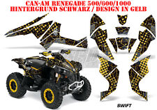 AMR Racing DECORO GRAPHIC KIT ATV CAN-AM Renegade, DS 250, DS 450, DS 650 SWIFT B