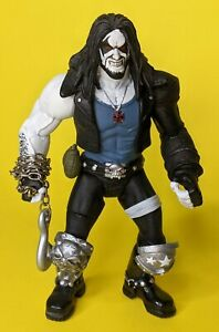 Lobo action figure 2006 DC Direct ReActivated Series 1 complete