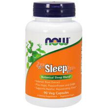 Sleep, Botanical Sleep Blend, 90 Veg Capsules - NOW Foods