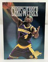 1994-95 SkyBox - The Center Stage #CS4 - Chris Webber - Golden State Warriors