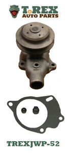 1939-1971 Willys/Jeep Single Pulley Water Pump - L & F Head 4 cylinder Engine