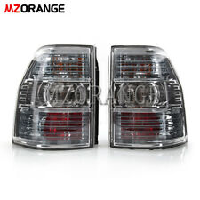 2PCS Tail Light For Mitsubishi Pajero V97 2007 2008-2015 Rear Brake Lamp W/Blubs