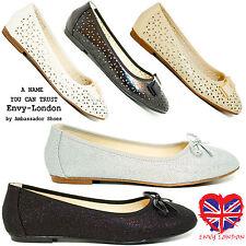 Shumaxx Ladies Women/'s Khussa Party Black Flat Shoes UK 5 EU 38 Code413401