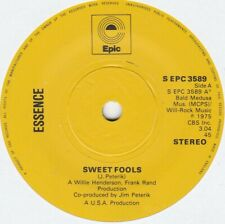 ESSENCE - Sweet Fools - VERY GOOD CONDITION