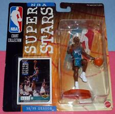 1998 GRANT HILL Detroit Pistons Mattel Super Stars starting lineup -FREE s/h- NM
