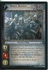 Lord Of The Rings CCG Card RotK 7.R197 Morgul Regiment