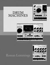 NEW Drum Machines by Roman Lemmings
