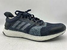 ADIDAS Ultra Boost Parley Mens Blue Running Replacement Trainer RIGHT SHOE UK 9