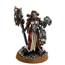 Heresy Hunters Female Mechanicus Inquisitor Wargame Exclusive