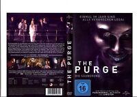 The Purge 1 - Die Säuberung (2013) DVD n1161