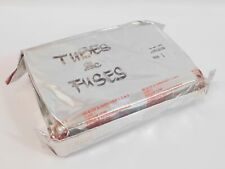 Collins 516F-2 Power Supply 5U5 5R4 Tube / Fuse Set (NOS in military packaging)