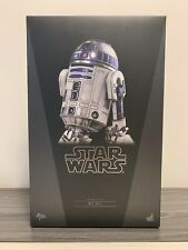 Hot toys MMS408 STAR WARS EPISODE EP VII THE FORCE AWAKENS 1/6 R2-D2 BOX SET