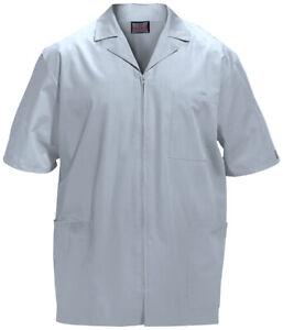 WorkWear 4300 Men's Zip Front Jacket Medical Uniforms Scrubs