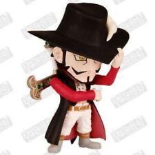 Plex Popy One Piece D.P.C.F DPCF Mini Big Head Figure Vol 1 Juracule Mihawk Eye