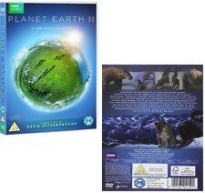 PLANET EARTH II 2016: David Attenborough Sequel BBC Nature TV Series NEW  DVD UK