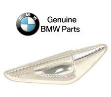 BMW X3 X5 X6 Front Passenger Right Additional Side Marker Light with White Lens