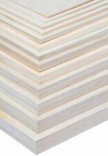 3mm Sperrholz Platte Zuschitt Holz Sperrholz-Platten Naturfarbe unbehandelt