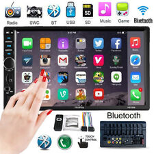 "7"" HD 2DIN In Dash Touchsreen Car Stereo Radio MP3 MP5 Player Bluetooth FM/USB"