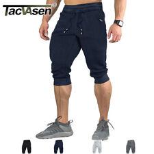7d9d8b8e98d Men Cotton Gym Shorts Sports Bodybuilding Joggers Sweat Shorts Pants For  Man Boy