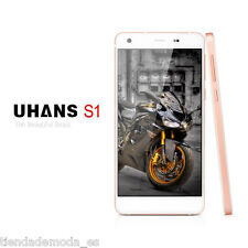 "5.0"" Uhans HD 4G Smartphone Android Octa Core 32GB 13MP Dual SIM Bluetooth GPS"