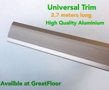 High Quality Universal Aluminium Trims Flooring Accessories Edging Bronze joint