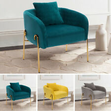 Chesterfield Pleated Velvet Sofa 1/2 Seater Couch Settee Loveseat Chair Armchair