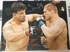 Frank Mir Signed 16x20 Photo BAS Beckett COA UFC Fight Night 71 vs Todd Duffee