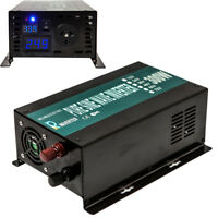 Power Inverter 24V to 240V 300W Pure Sine Wave Inverter DC to AC Off Grid Solar