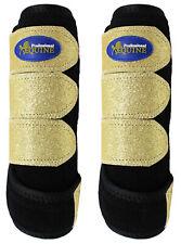 Horse Medium Professional Equine Sports Medicine Splint Boots 4145A
