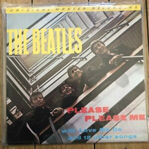 MFSL 1-101 The Beatles Please Please Me SEALED