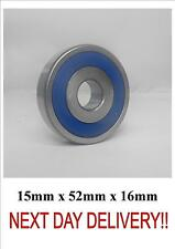 1 x Cuscinetto Pfi In Metallo Scudo 66921 PER ALTERNATORI DENSO 9491003280