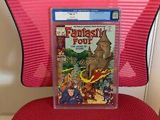 Fantastic Four #84 CGC 9.4 Classic Doctor Doom