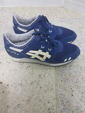 Mens ASICS GEL LYTE 3 Size UK 12 Blue