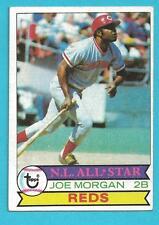 1979 Topps #20 Joe Morgan Cincinnati Reds