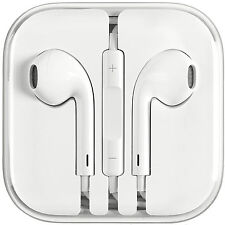 New Earphones Headset Headphone For Apple iPhone 6 6S 5 SE 4S w/Remote & Mic