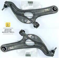 2x GENUINE OE RENAULT CLIO 197 200 RS SPORT FRONT LOWER WISHBONE ARMS 8200725845
