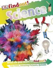 DK Find Out! Science / Englische Kinderbücher / Wissensbuch in Englisch Kinder