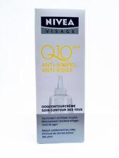 NIVEA Visage Crème Q10Plus Soin Contour Des Yeux Anti-Rides 15ml * 4005808179749
